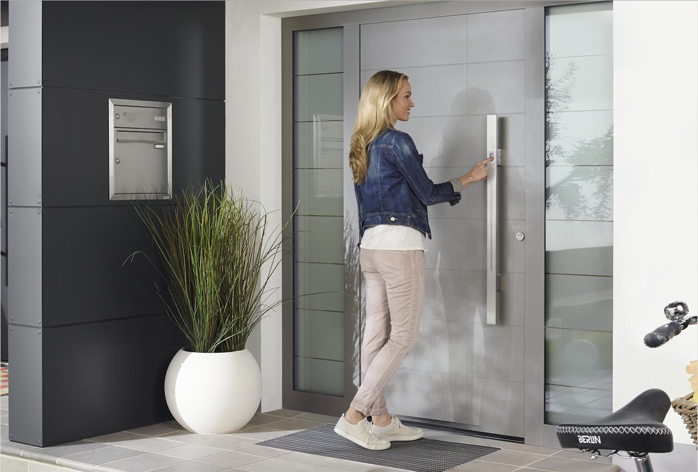 Gut bekannt Öffnungsmöglichkeiten für Haustüren JB66