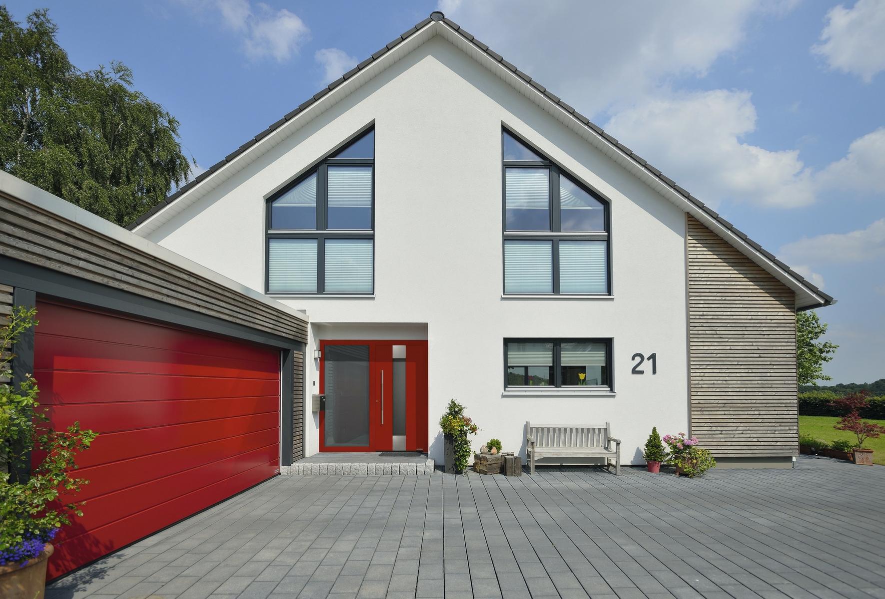 Top Haustüren Material: Welche Materialarten gibt es? UL84