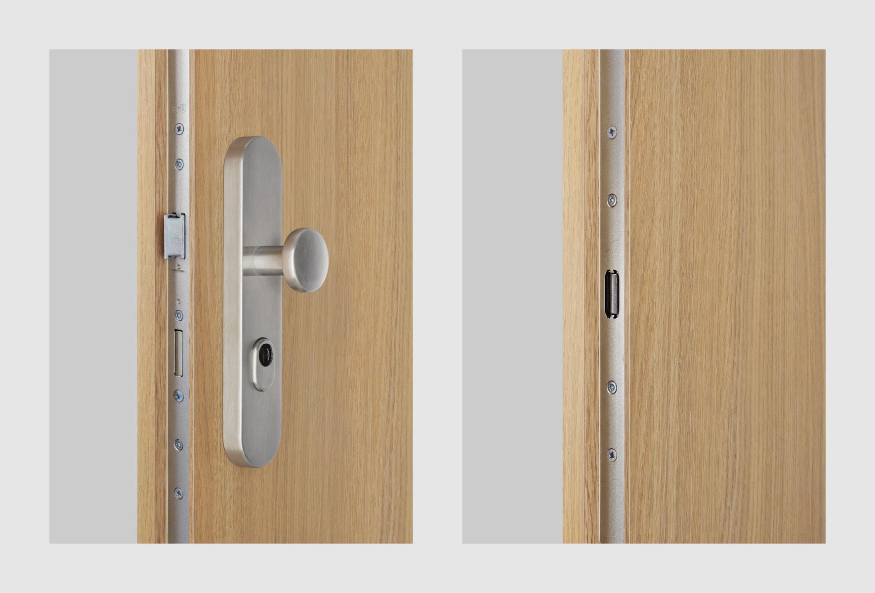 Bevorzugt Wohnungseingangstüren » Sicherheit und starke Dämmung WV35