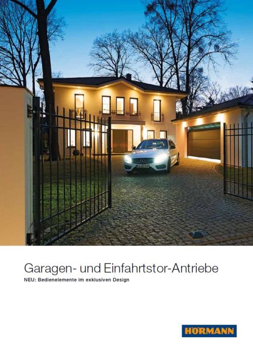 Garagentor mit tür hörmann  Hörmann | Sektionaltore | Moderne Sektionaltore vom Marktführer
