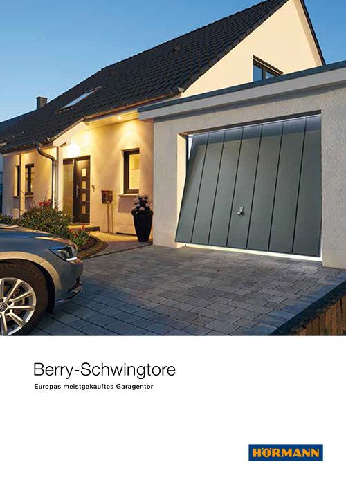 Hervorragend Hörmann Berry-Schwingtore | Garagen-Schwingtore Marktführer VO47