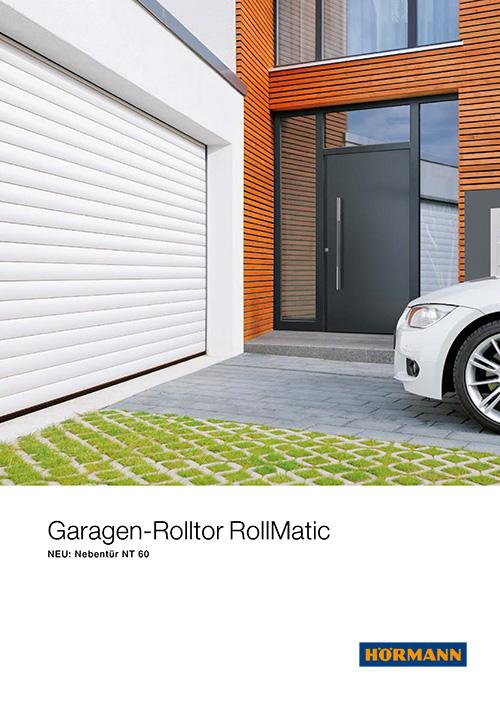 schlanke l sung garagen rolltore rollmatic. Black Bedroom Furniture Sets. Home Design Ideas