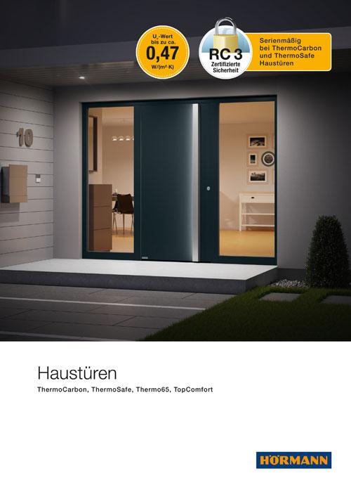 Hörmann haustüren preise  Haustür von Hörmann | Haustüren für mehr Komfort & Sicherheit