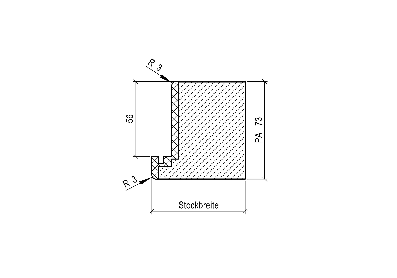 sch rghuber pu kante. Black Bedroom Furniture Sets. Home Design Ideas