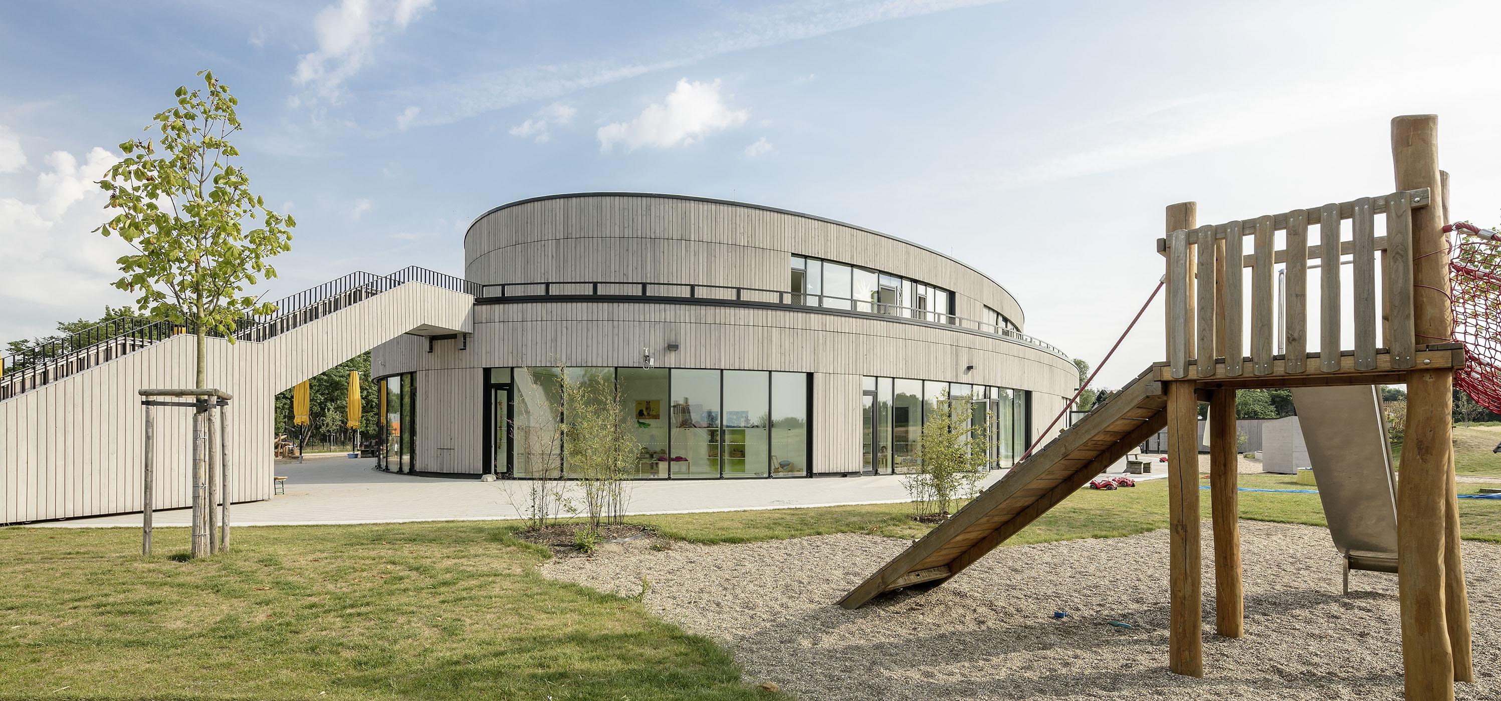 Architekt Leverkusen kinderhort